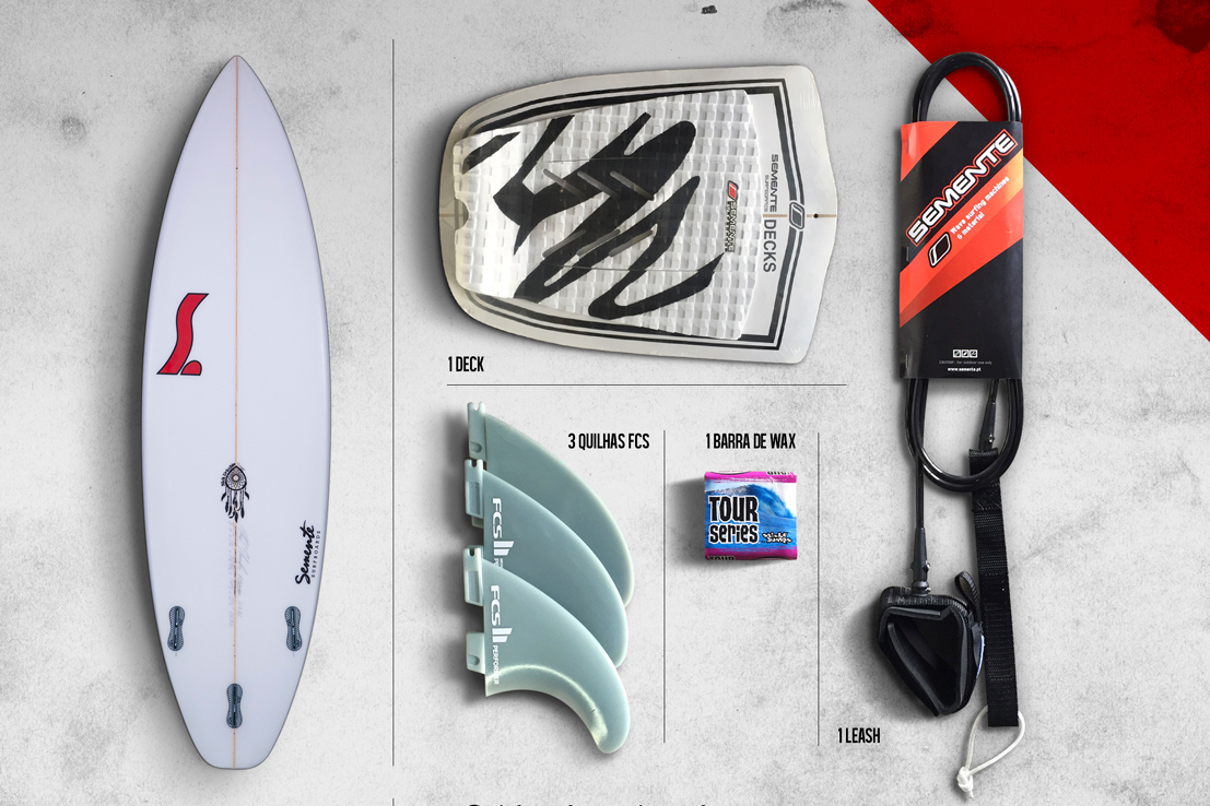 Go surf with our Christmas gifts